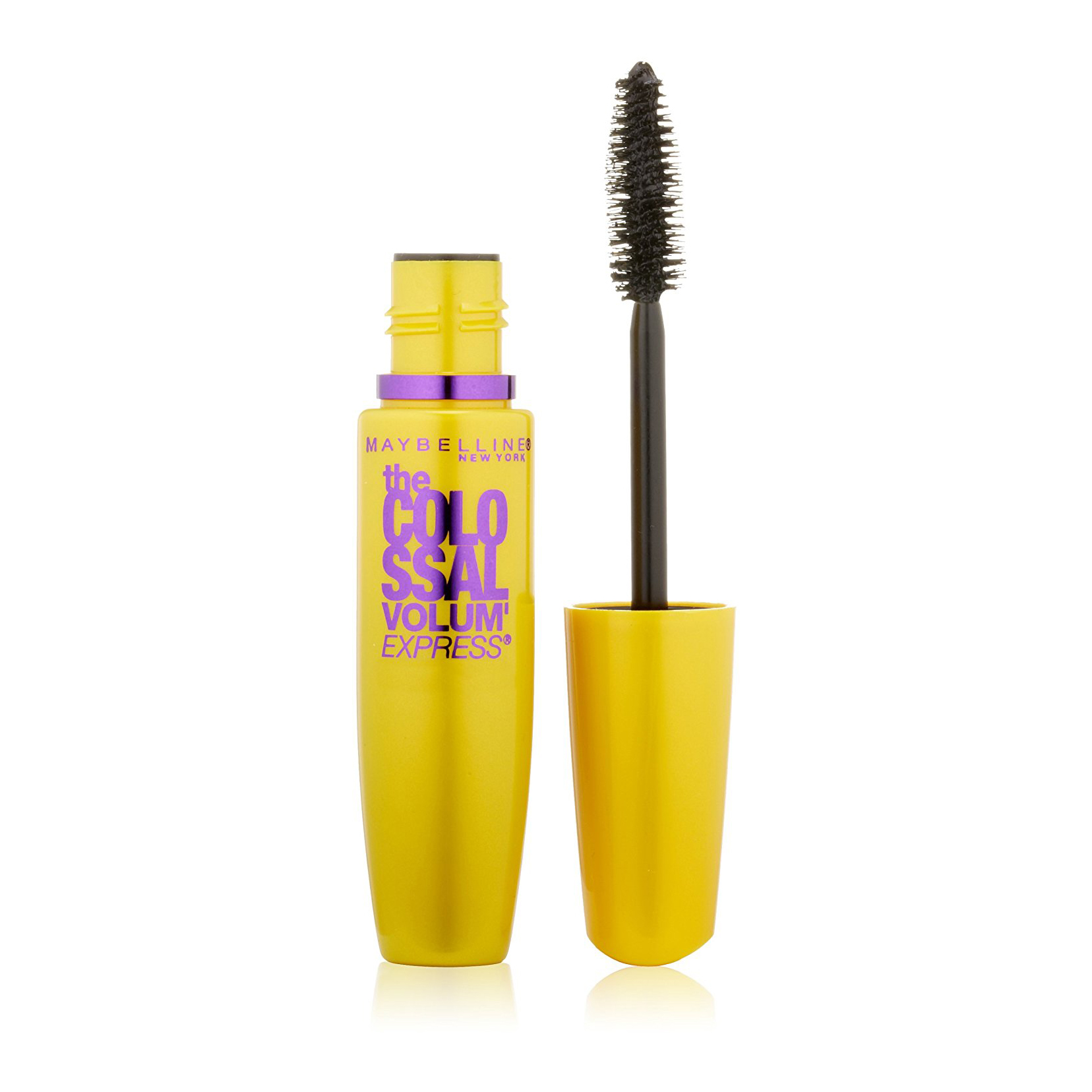 Maybelline New York Volum' Express The Colossal Washable Mascara