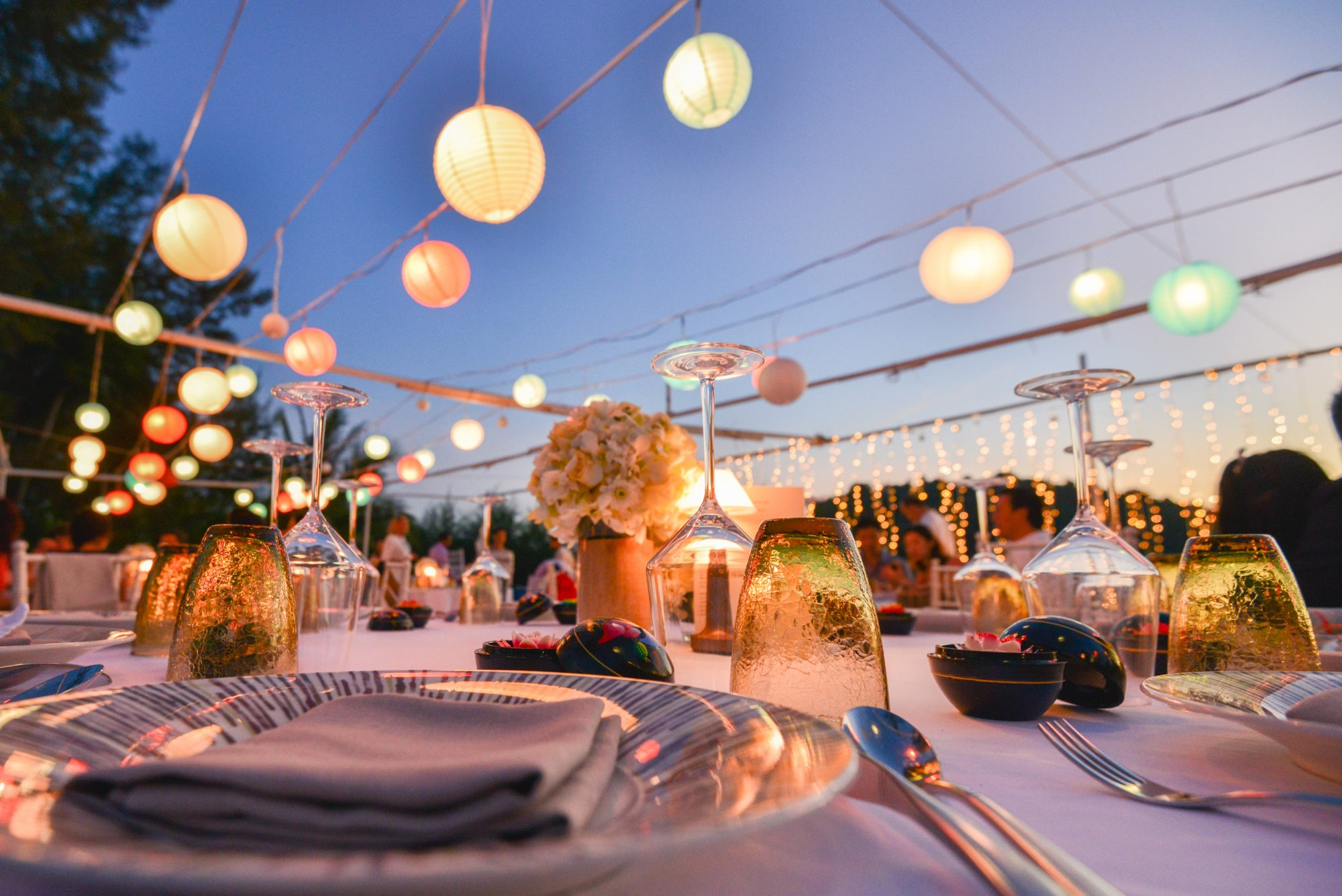Dinner Tables Wedding