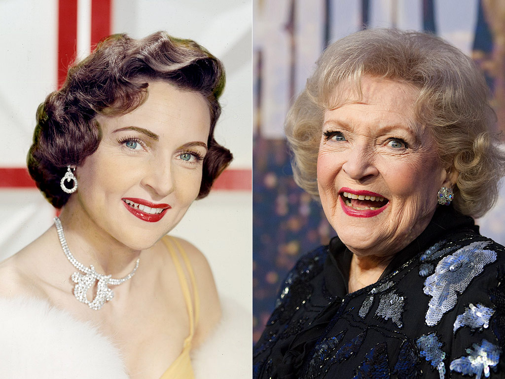 BETTY WHITE, 96