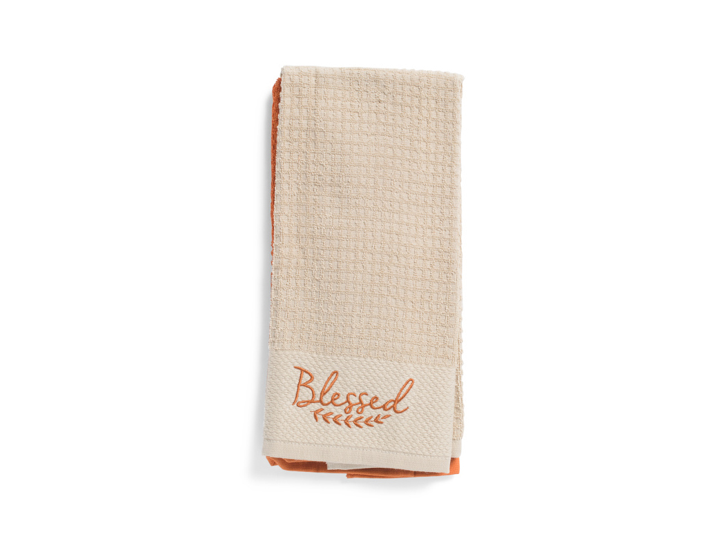 Blessed Kitchen Towels