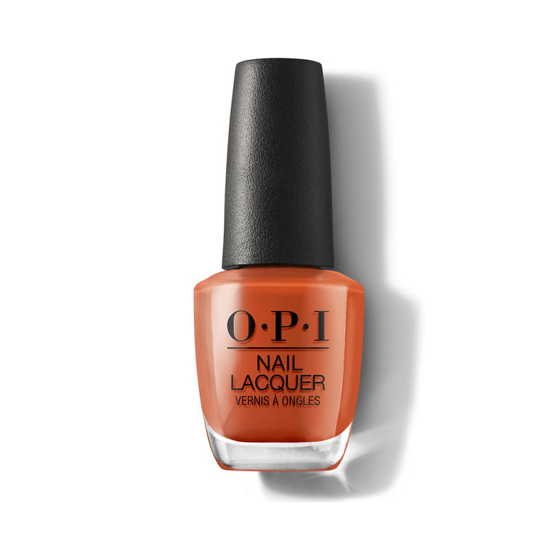 Coppery Orange