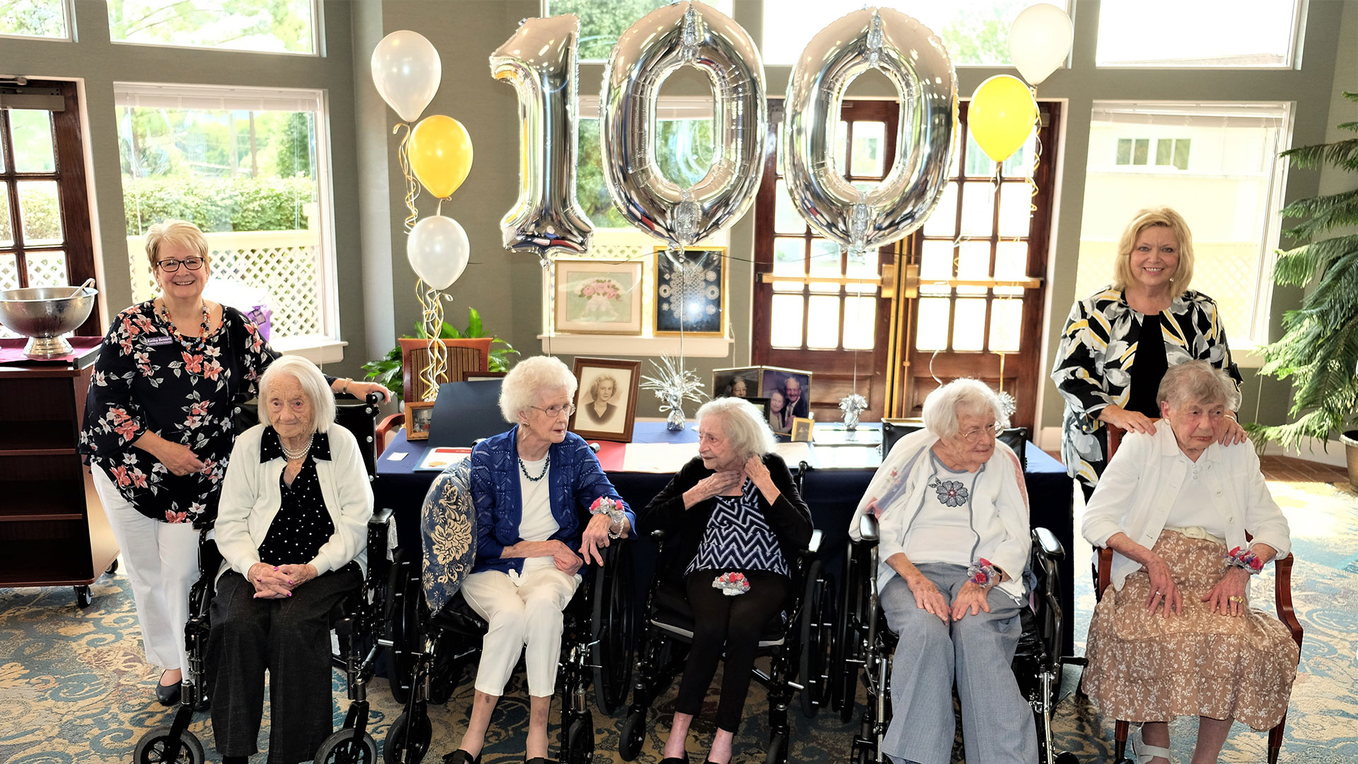 Nashville Centenarian Appreciation Party
