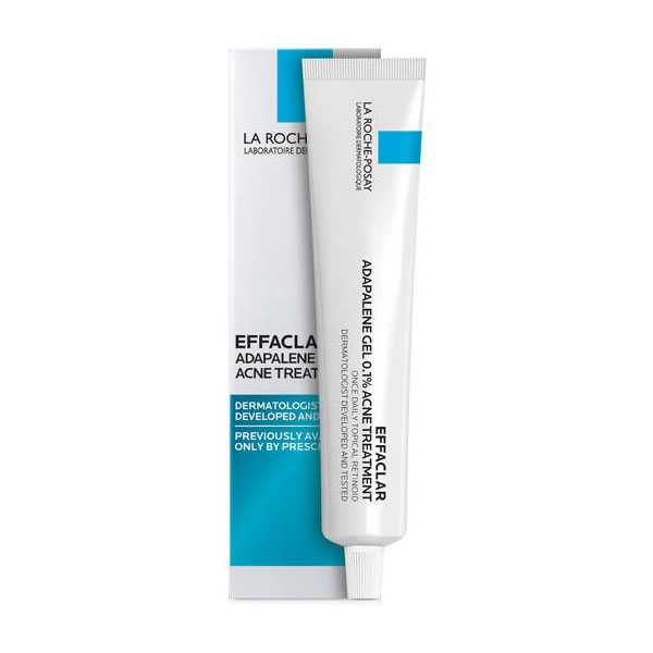 La Roche-Posay Effaclar Adapalene Gel 0.1% Acne Treatment