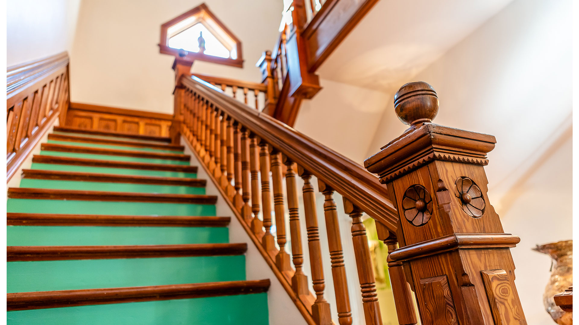 Hibbard House St Augustine Staircase