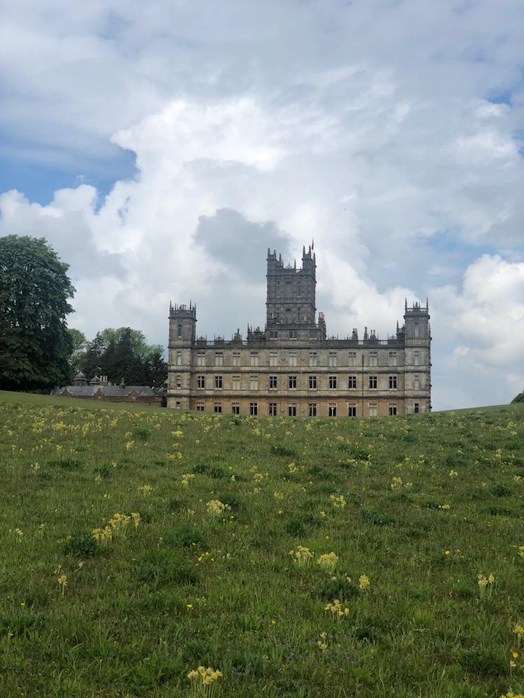 Highclere Castle, the Real-Life Downton Abbey