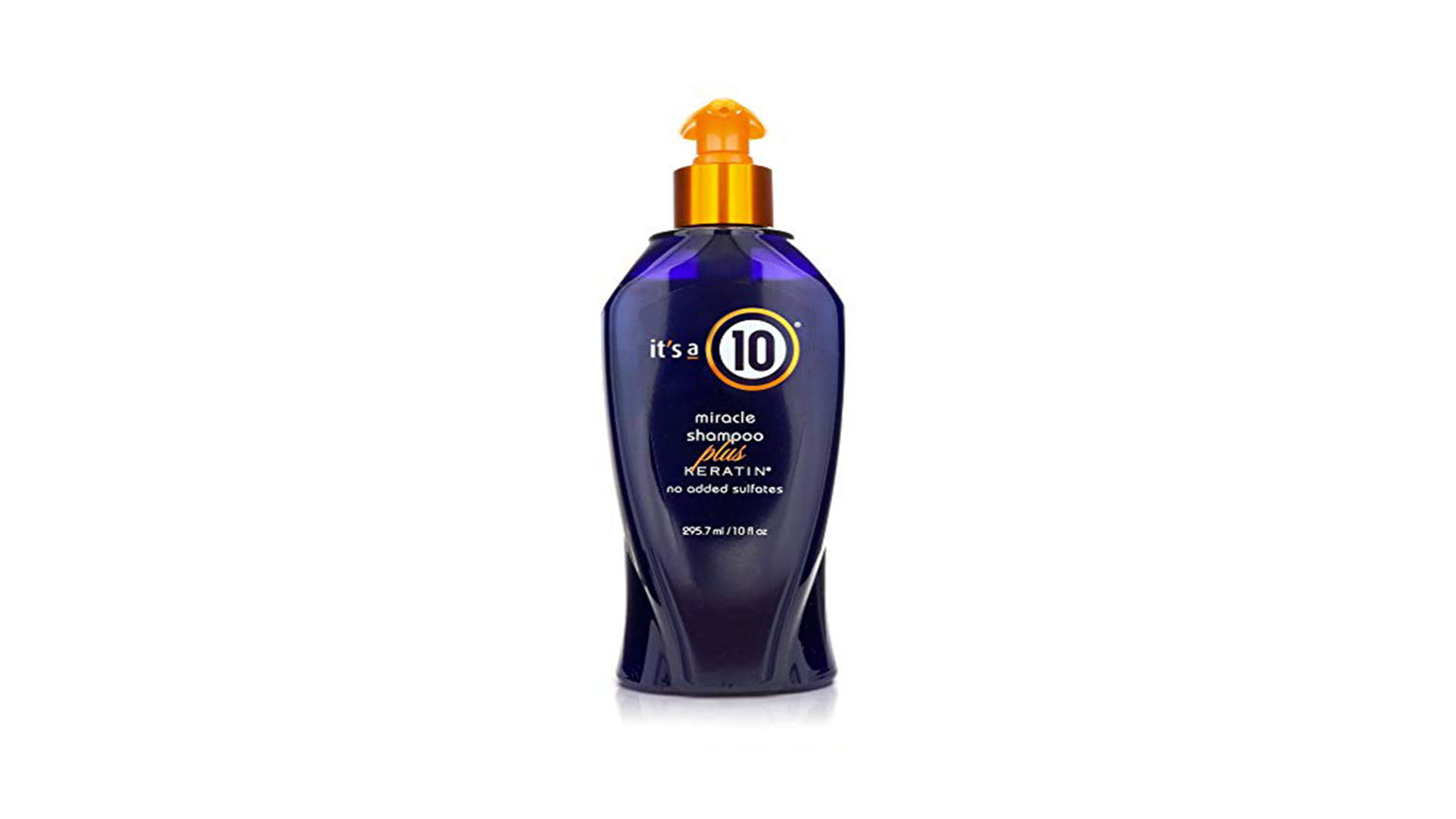 It's a 10 Haircare Miracle Shampoo Plus Keratin