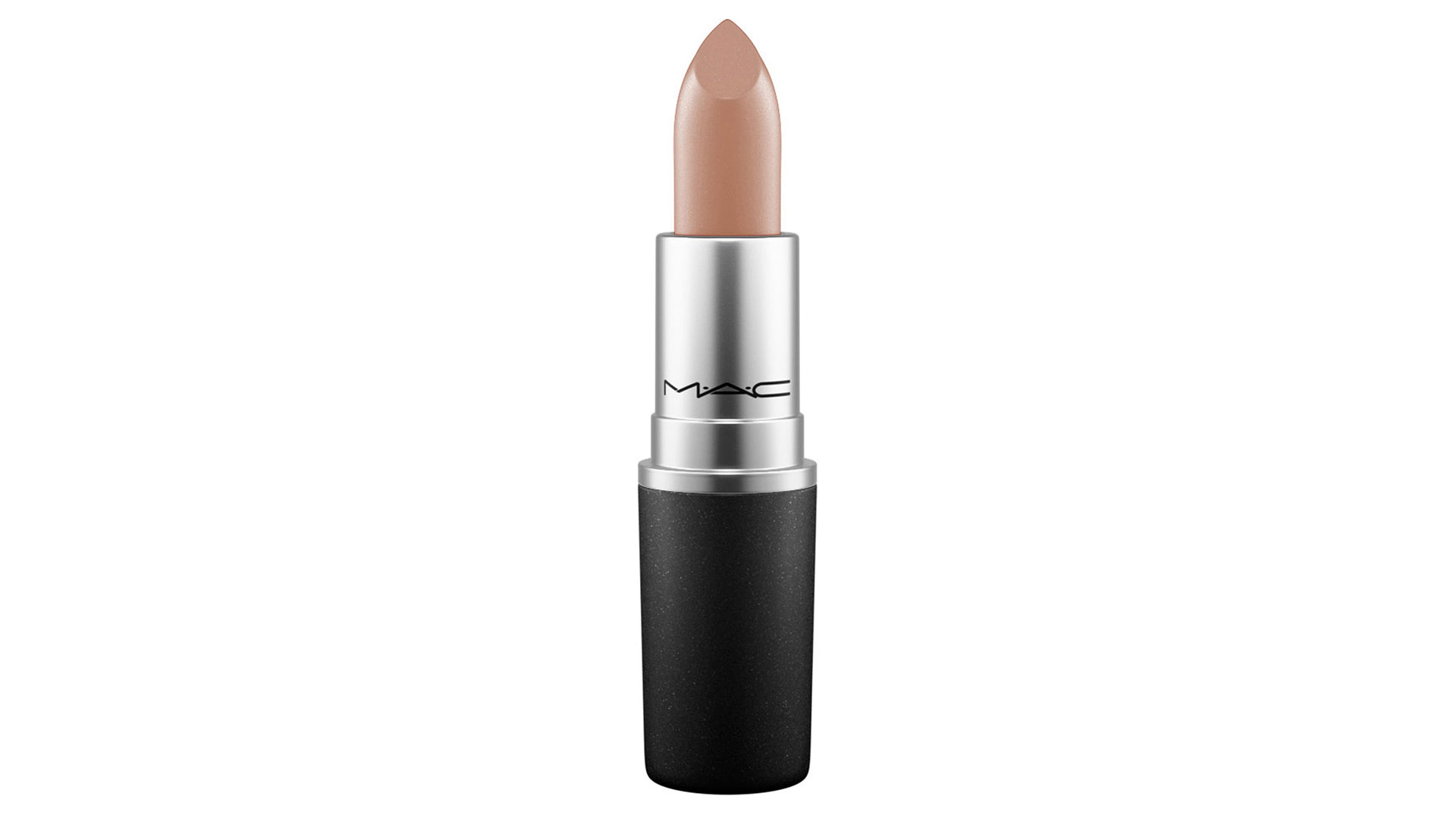 MAC's Nude Lipstick in Fresh Brew