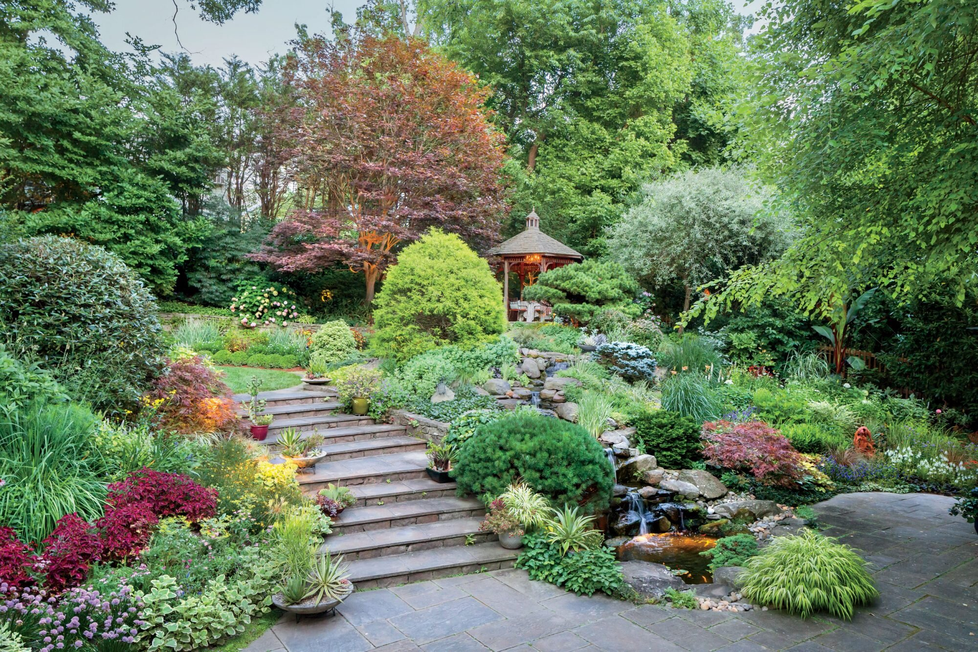 This Impressive Maryland Garden Proves That Patience Is Key