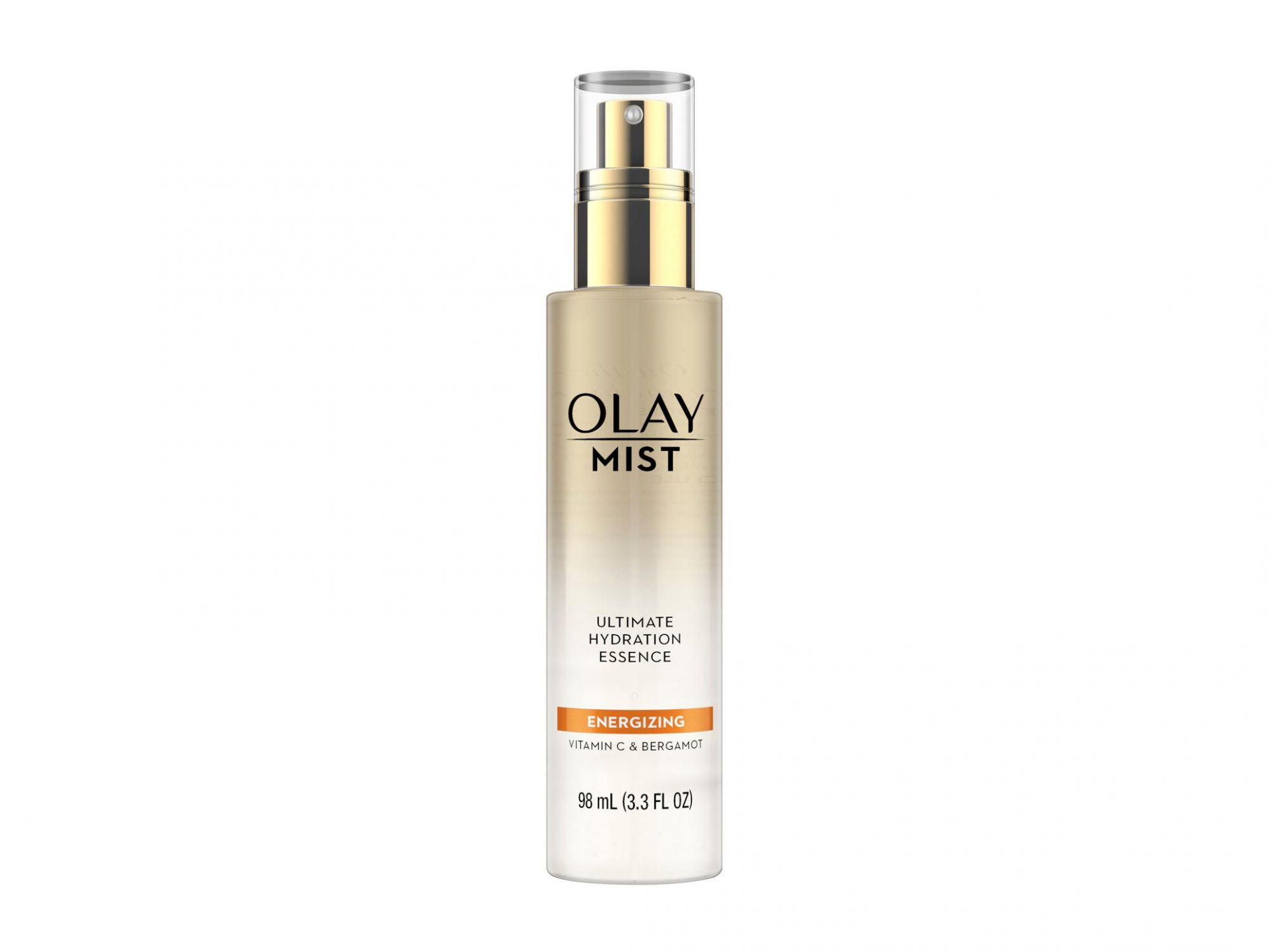 Olay Mist Ultimate Hydration Essence Energizing With Vitamin C & Bergamot