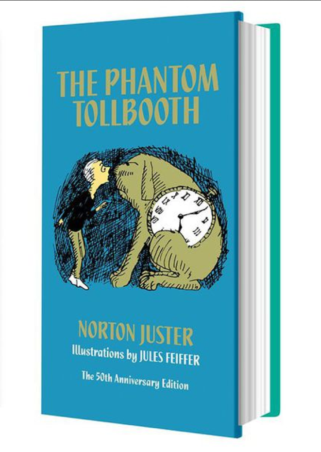 The Phantom Tollbooth by Norman Juster