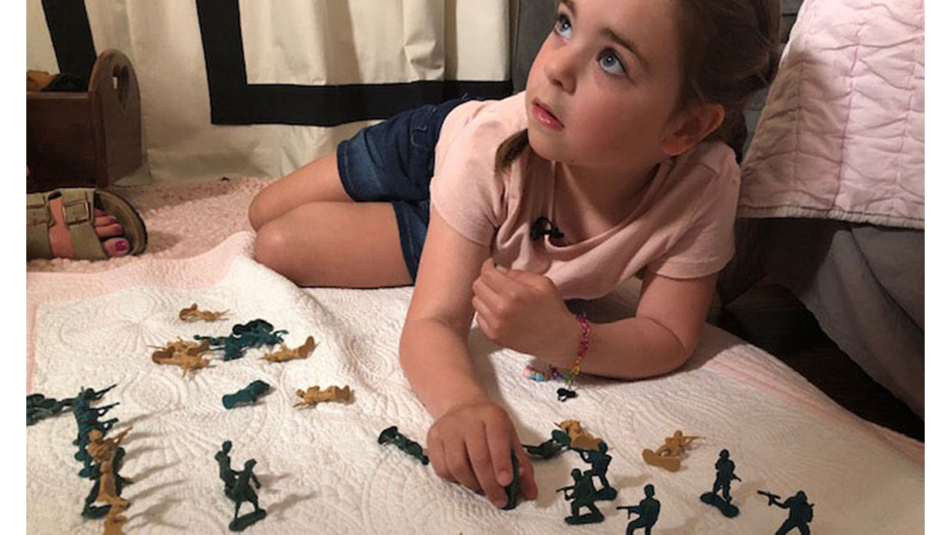Vivian Lord Toy Soldiers