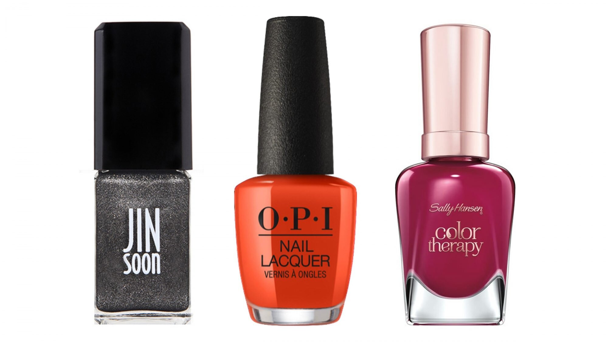 13 Transitional Fall Nail Colors To Take Your Manicure From Summer