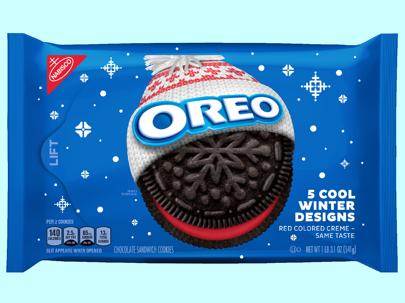 Peppermint Bark Oreos Are Arriving This Winter winter-oreos-FT-BLOG0819