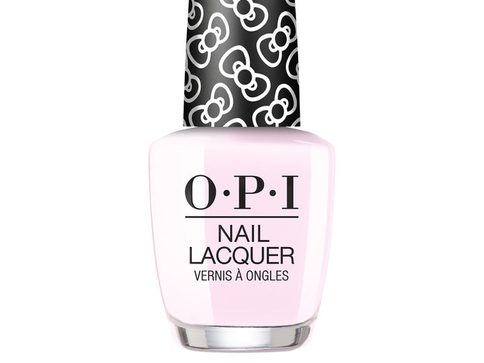 OPI Just Surprised Everyone by Bringing Back One of Its Most Popular Nail Polish Collections 091919-opi-hello-kitty-nail-polish-embed