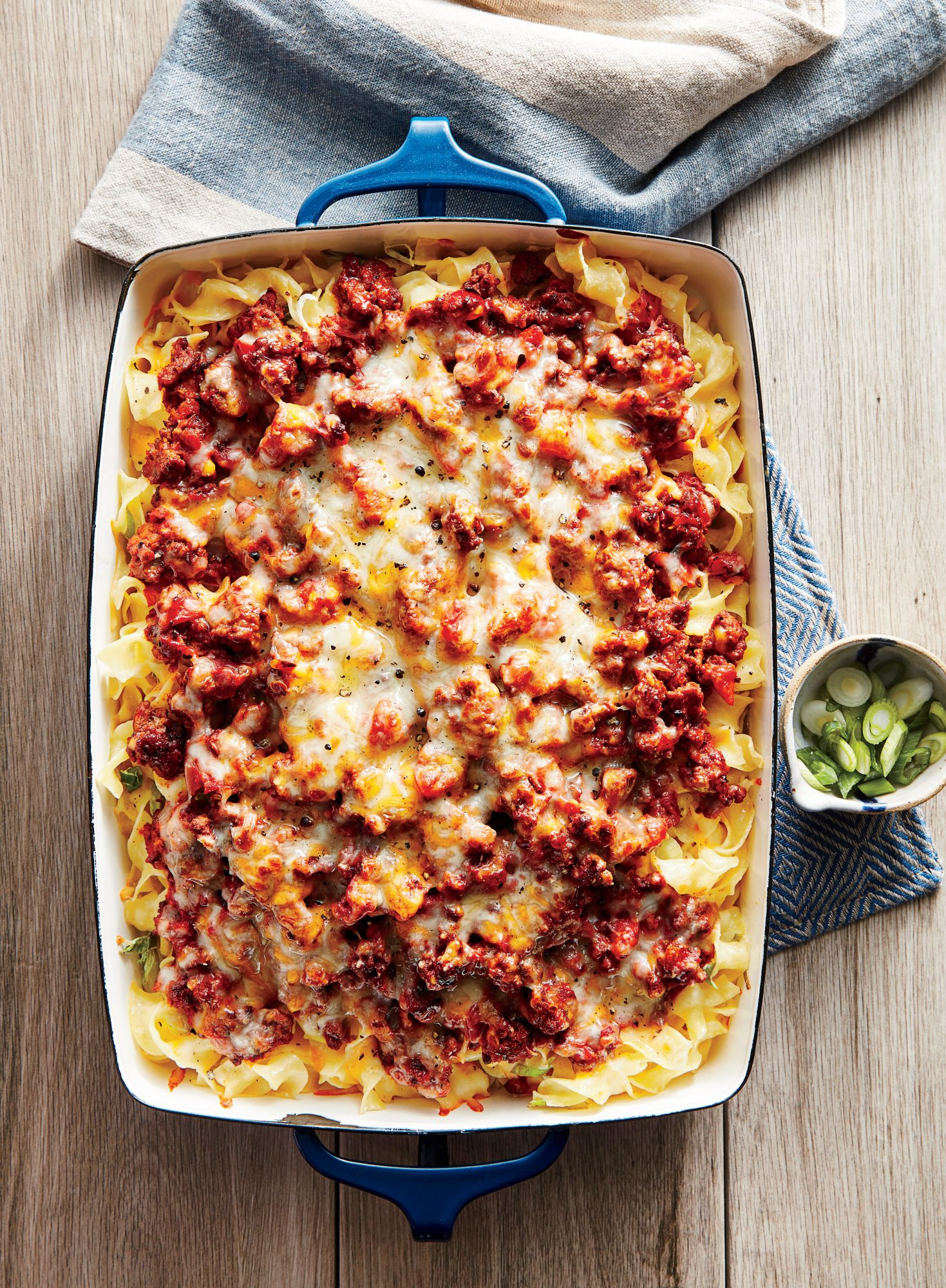 Homestyle Ground Beef Casserole Southern Living