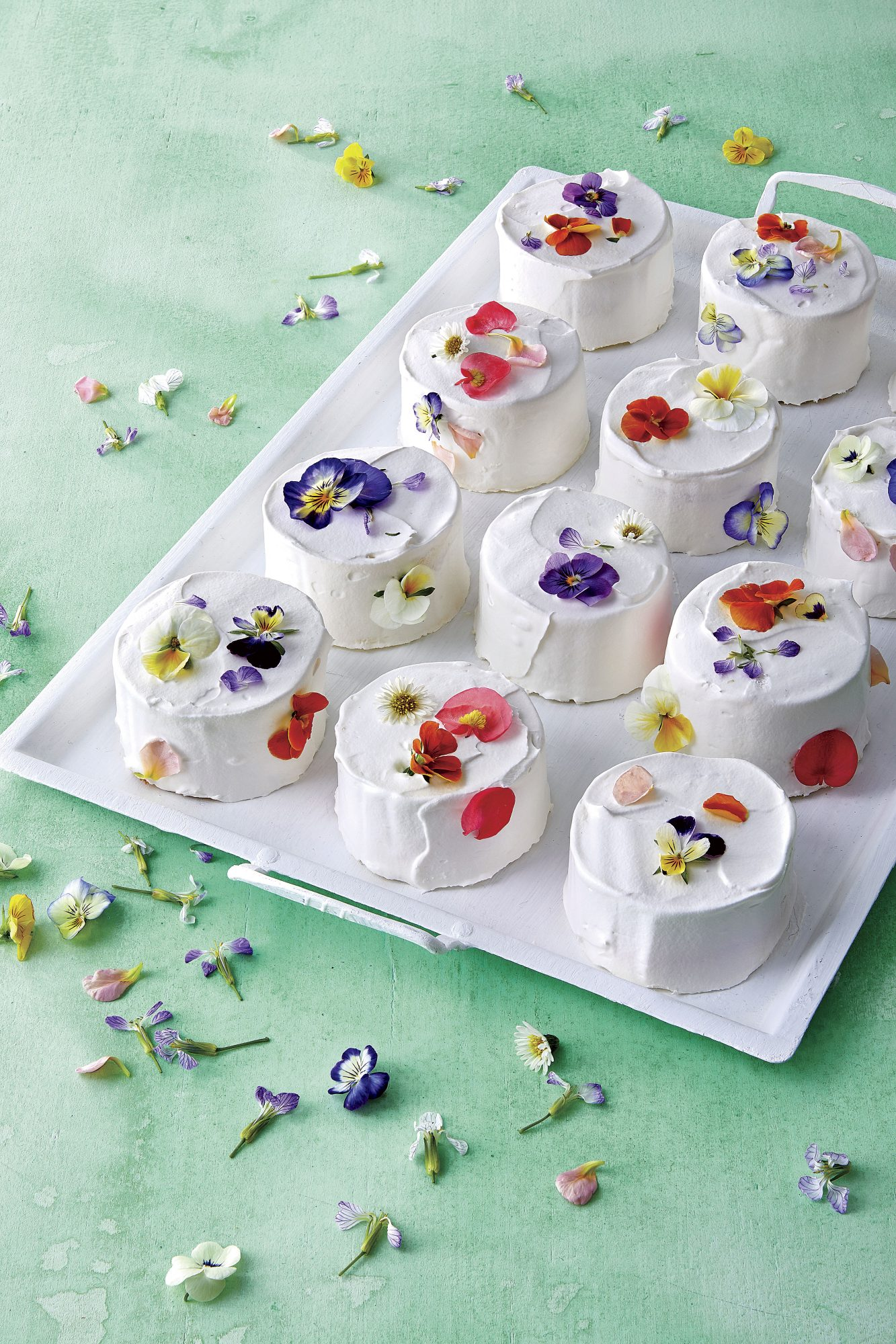 Mini Confetti Cake Recipe