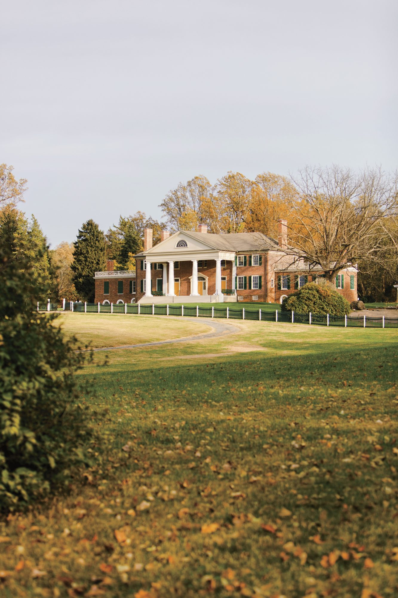 James Madison's Montpelier in Virginia