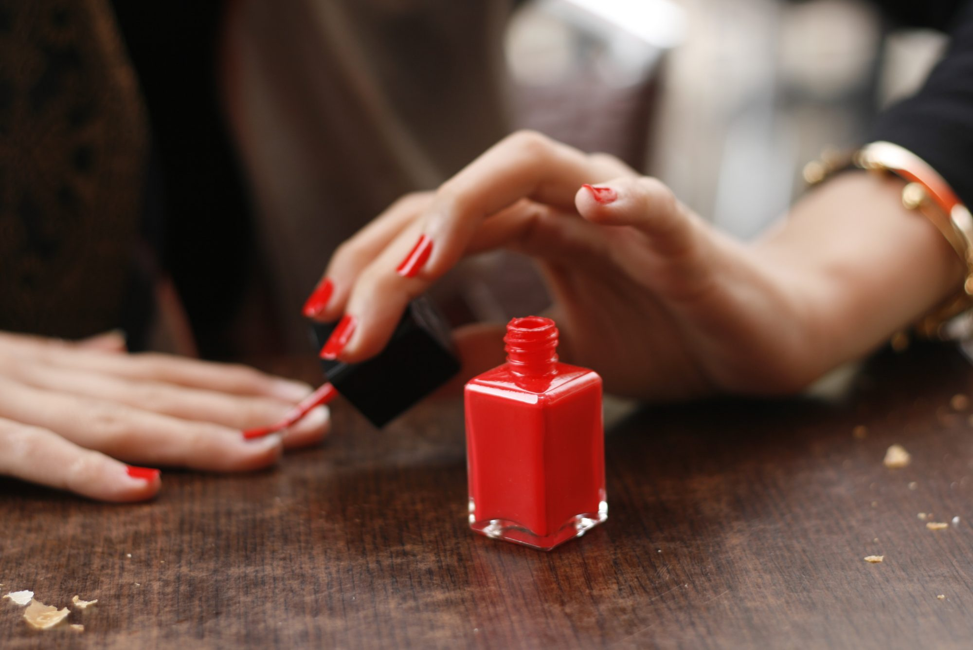 Manicure Mistakes