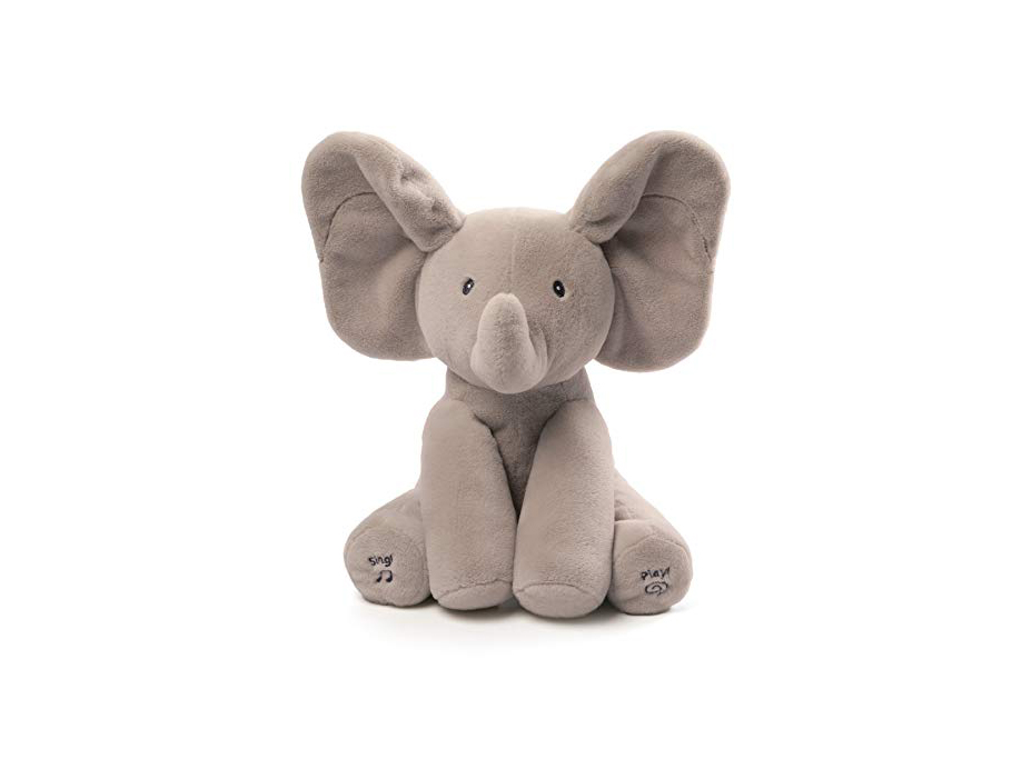 GUND Baby Animated Flappy The Elephant Stuffed Animal