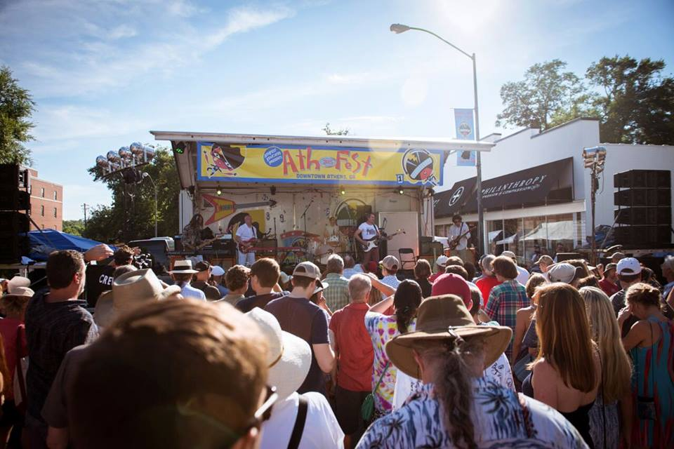 Beat the summer heat at AthFest