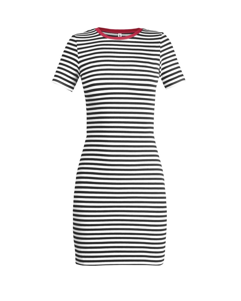 Betty T Shirt Dress