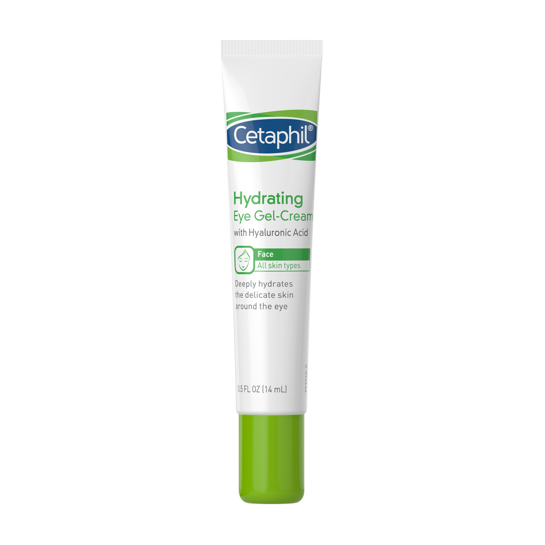 Cetaphil Hydrating Eye Gel-Cream with Hyaluronic Acid