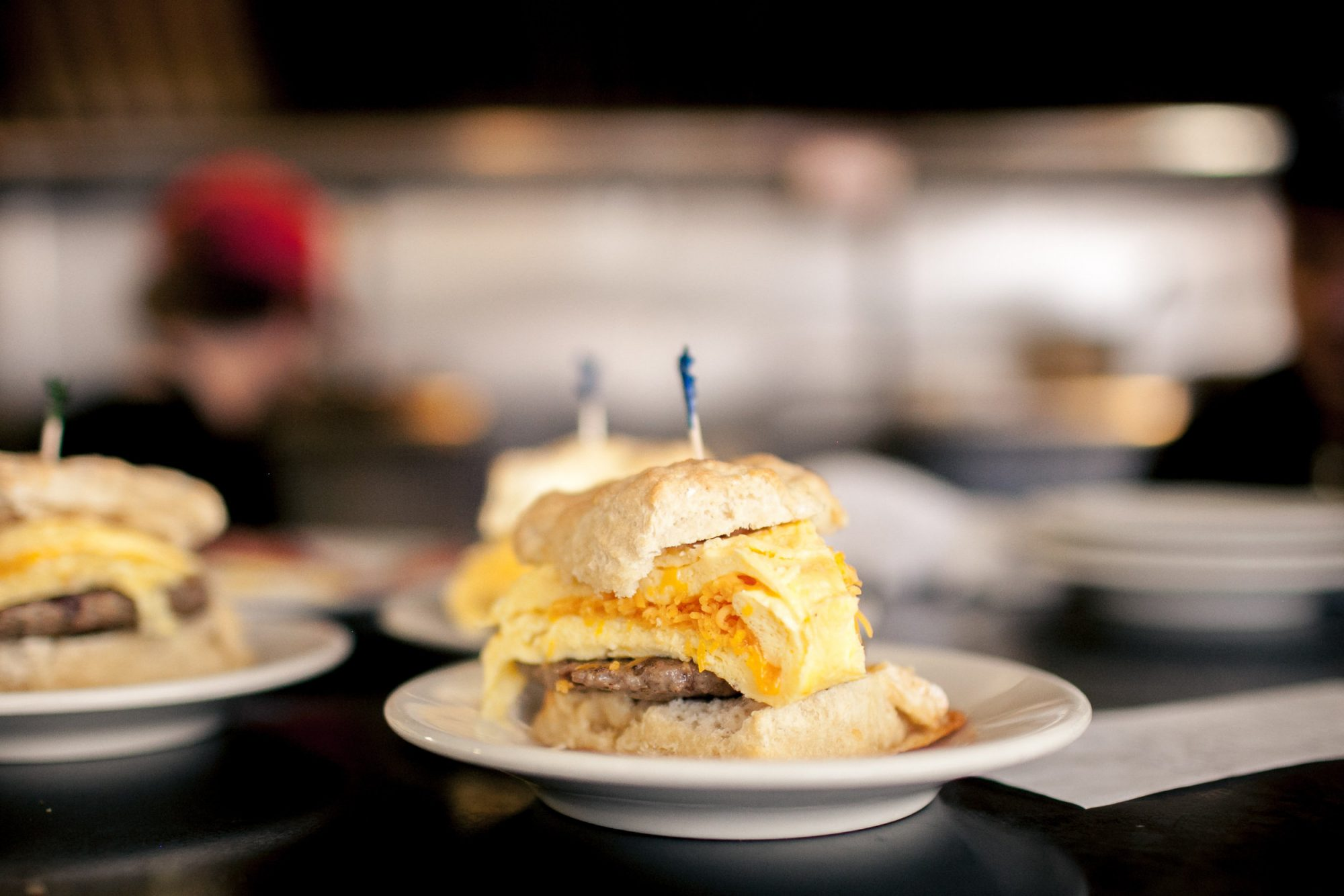 Grab a biscuit at Mama's Boy