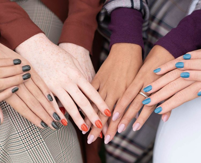 OPI Nail Colors for Fall 2019