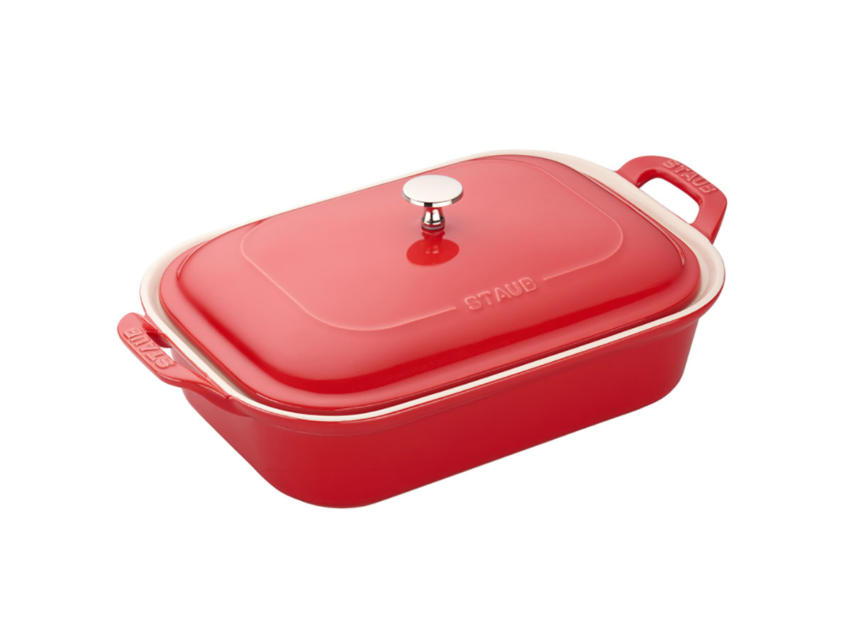 Staub Rectangular Cover Baker