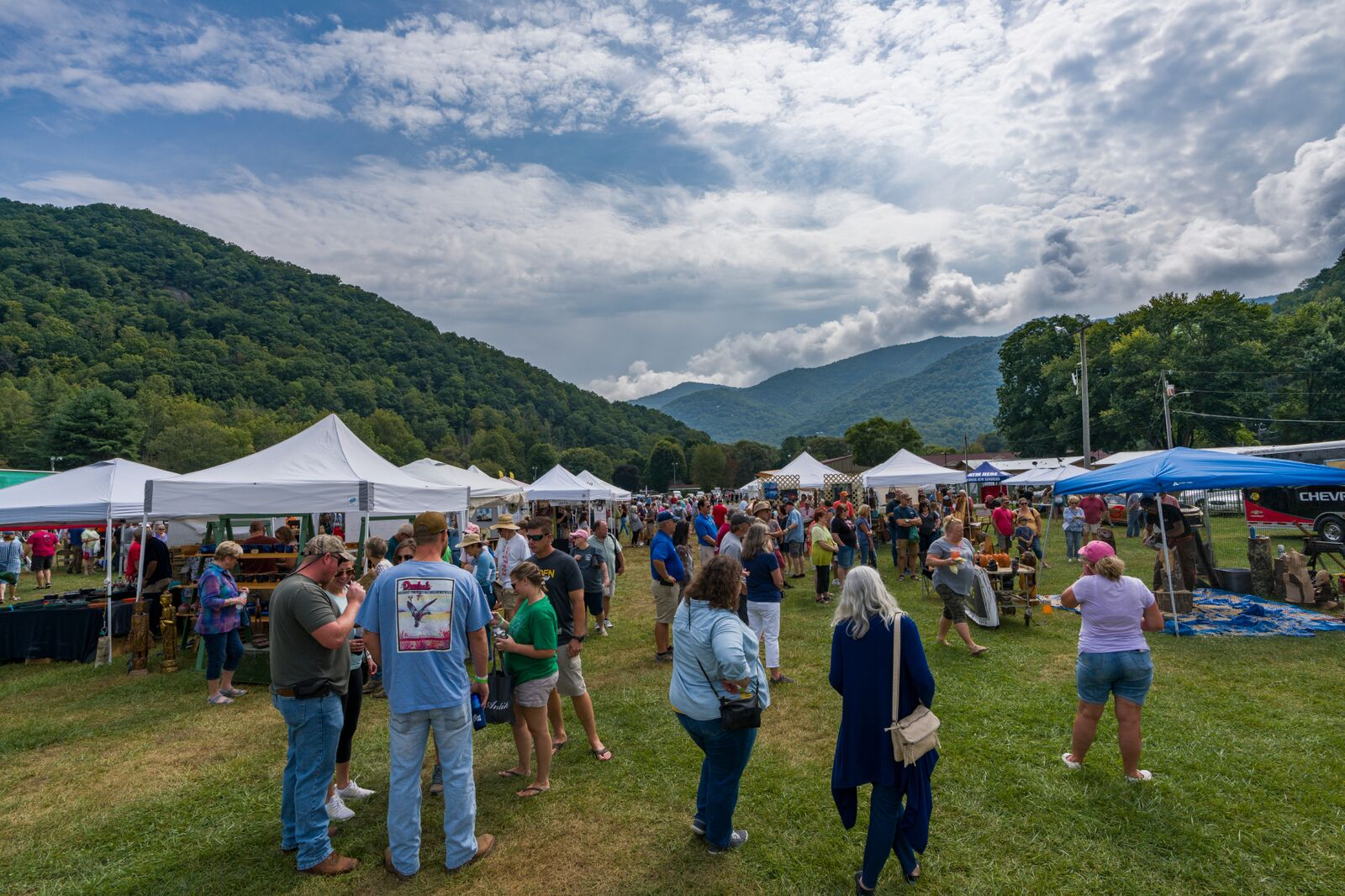Haywood County 1 Elk Fest