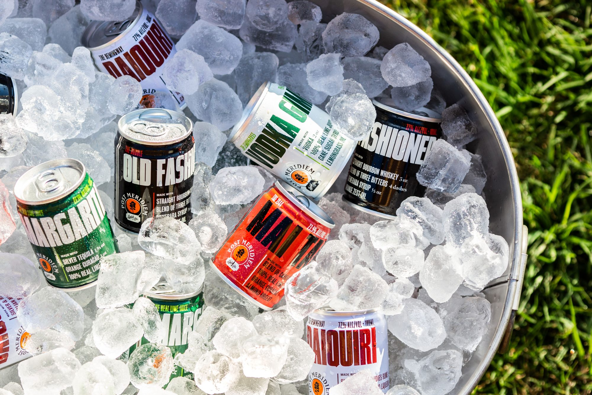 cocktails canned