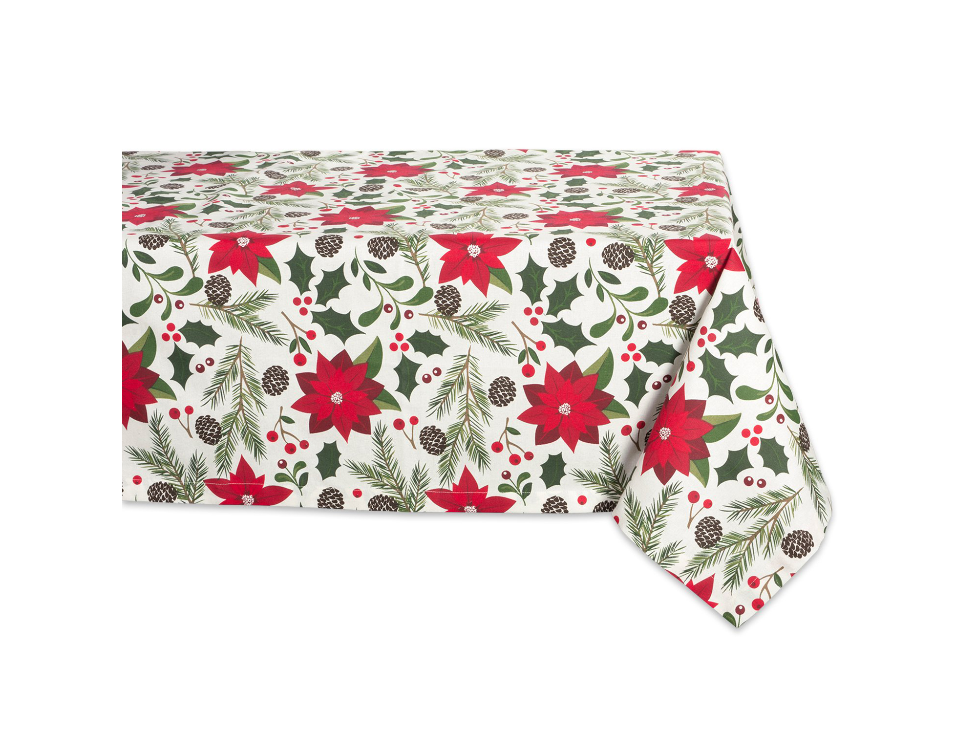 Woodland Christmas Tablecloth