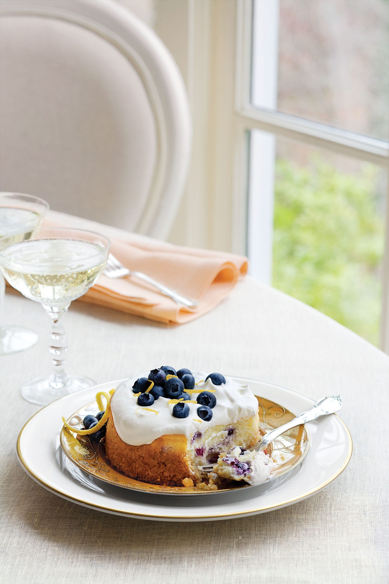 Blueberry Mini Cheesecakes Southern Living