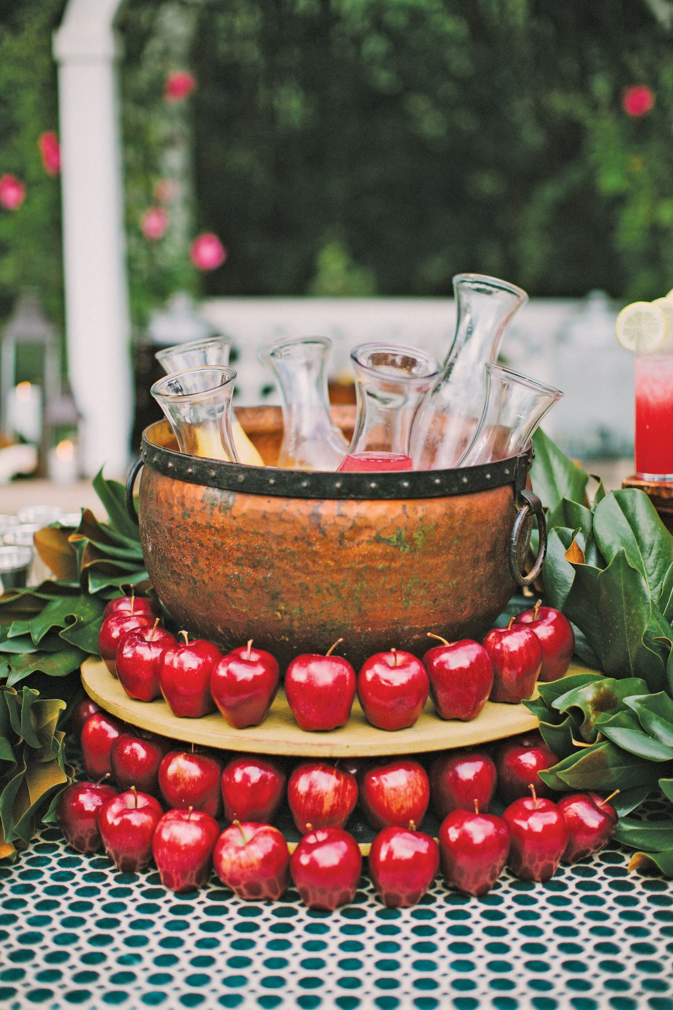 Apples Fall Wedding