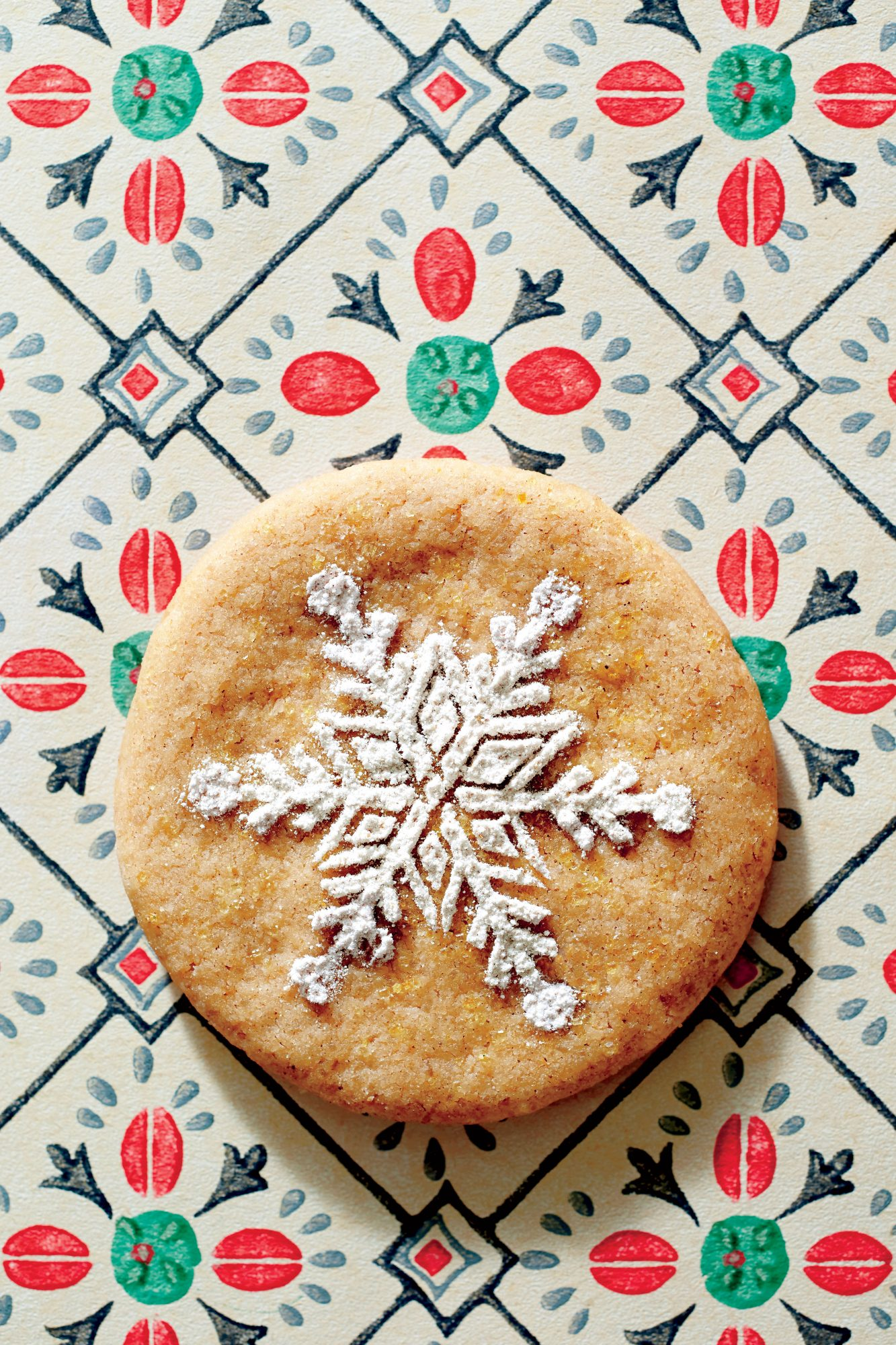 Belgian Spice Cookies Recipe