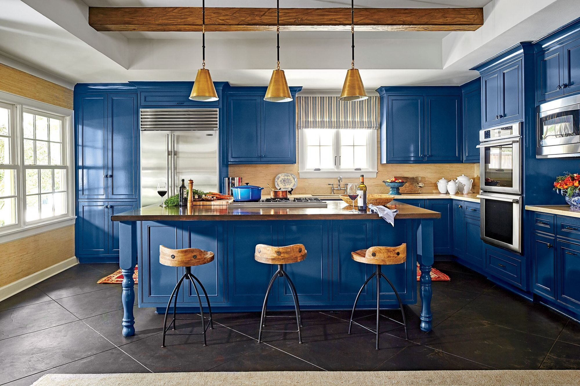 The Best Paint For Kitchen Cabinets Southern Living