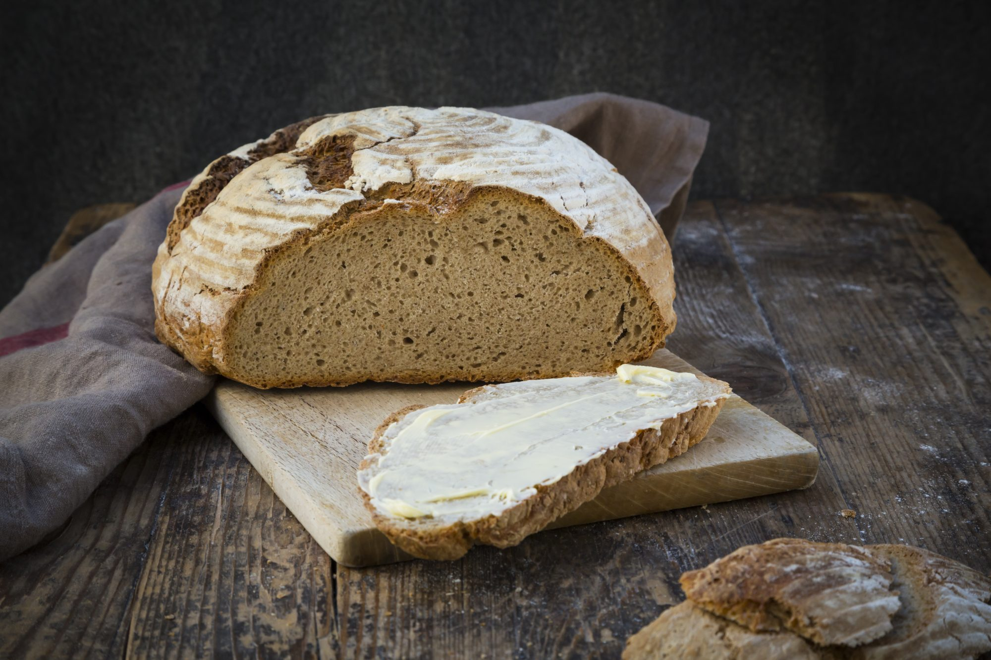The Secret Trick to Making the Best Bakery-Style Bread at Home