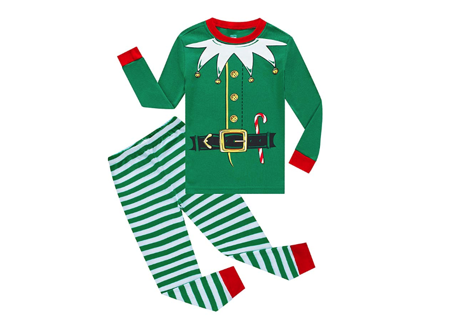 Christmas Elf Pajamas