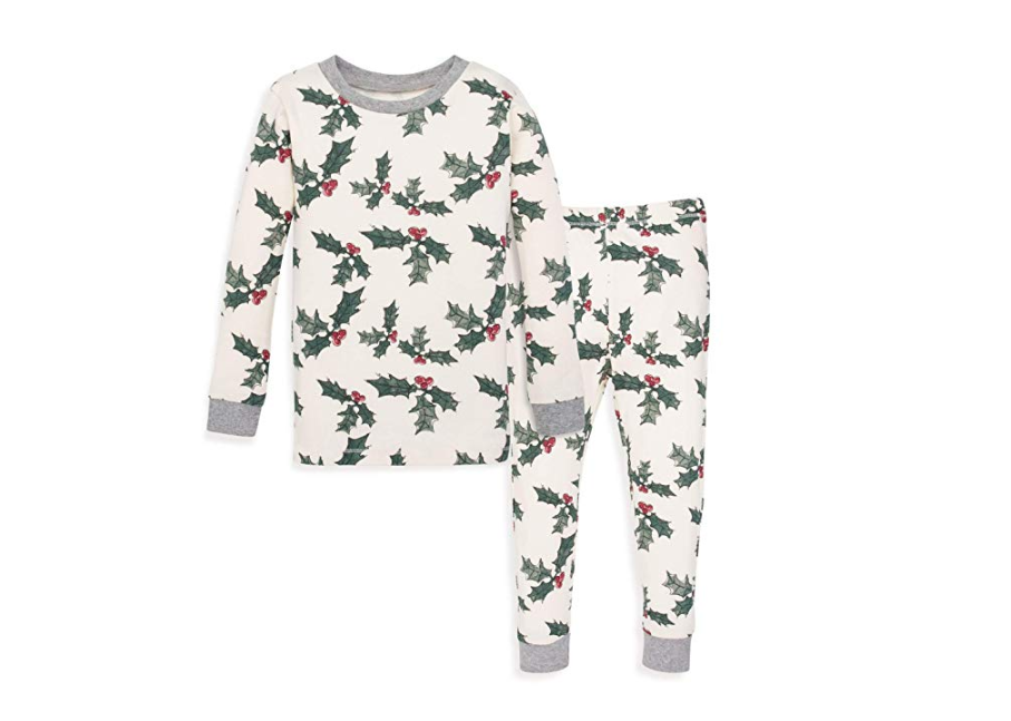 Christmas Holly Pajamas