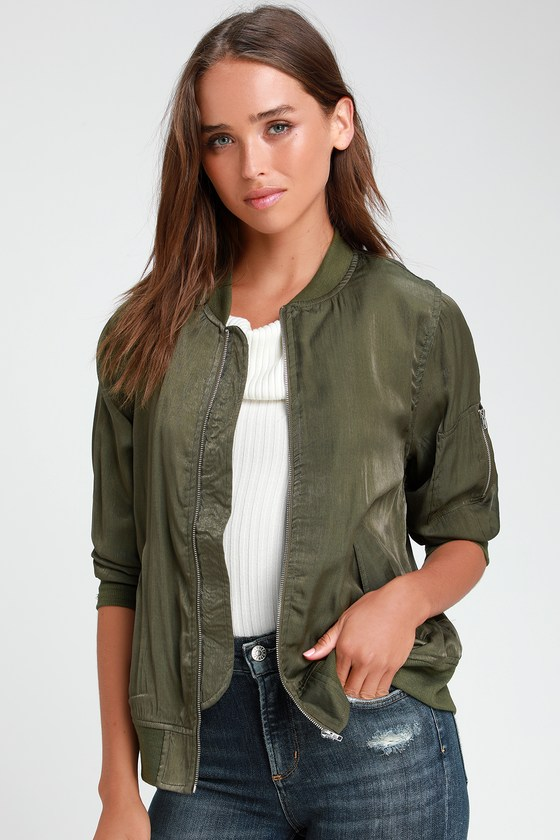 Bomber Jackets, Now