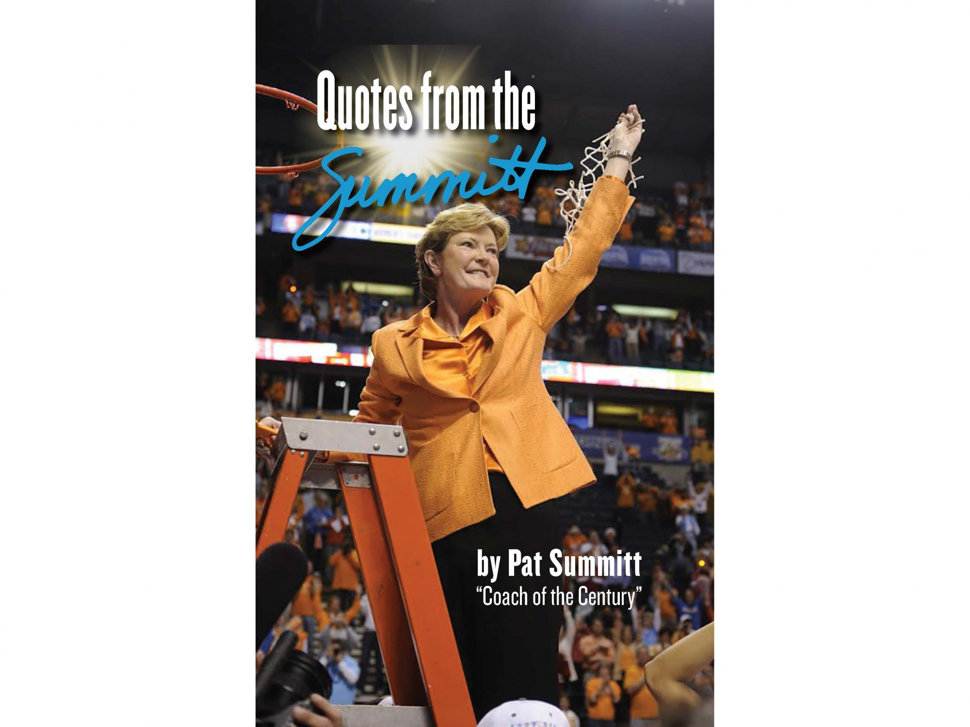 Pat Summitt Quote Book Cover