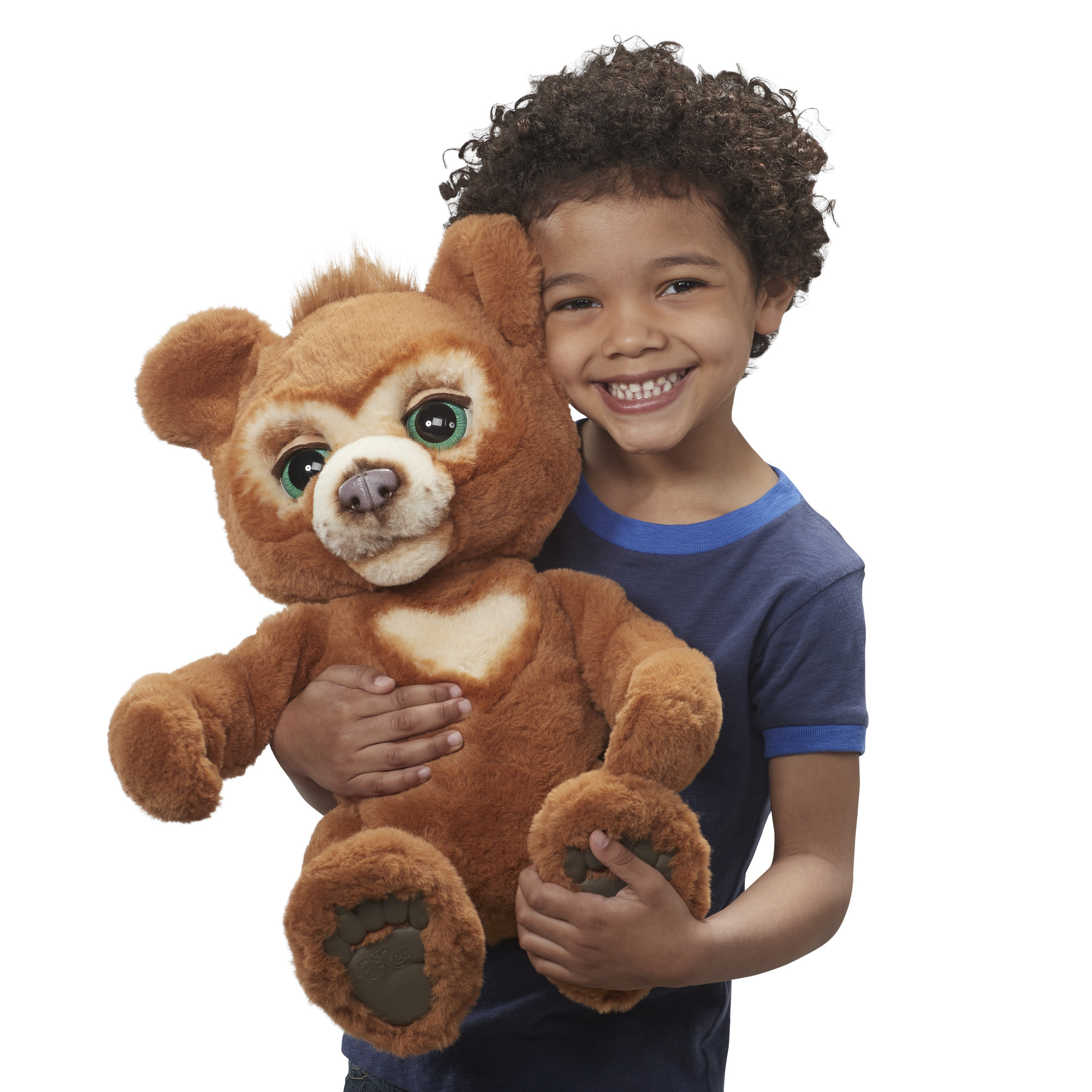 Tons of Top-Rated Toys Are Majorly Marked Down at Walmart Weeks Before Black Friday furreal-cubby-bear-walmart
