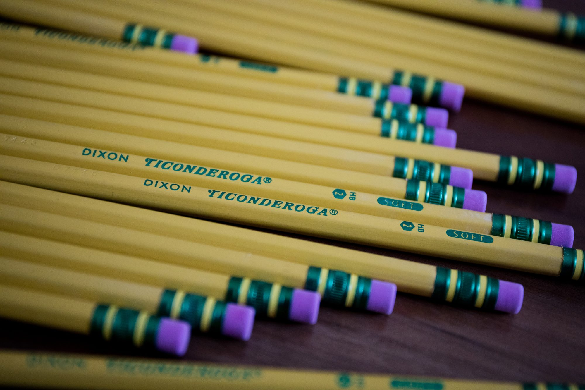 Dixon Ticonderoga Pencils