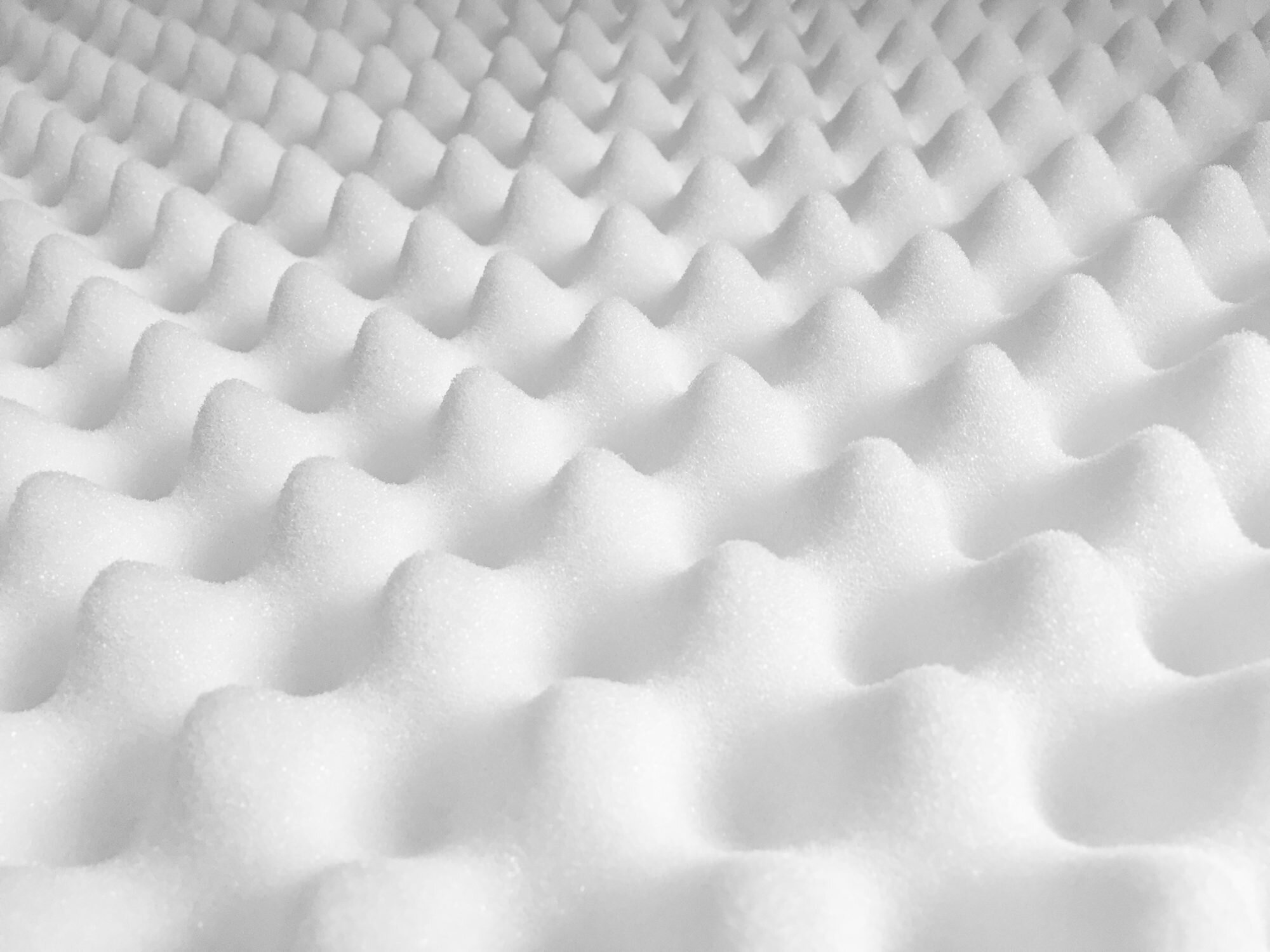 Does An Egg Crate Foam Topper Go Up Or Down On A Bed Southern