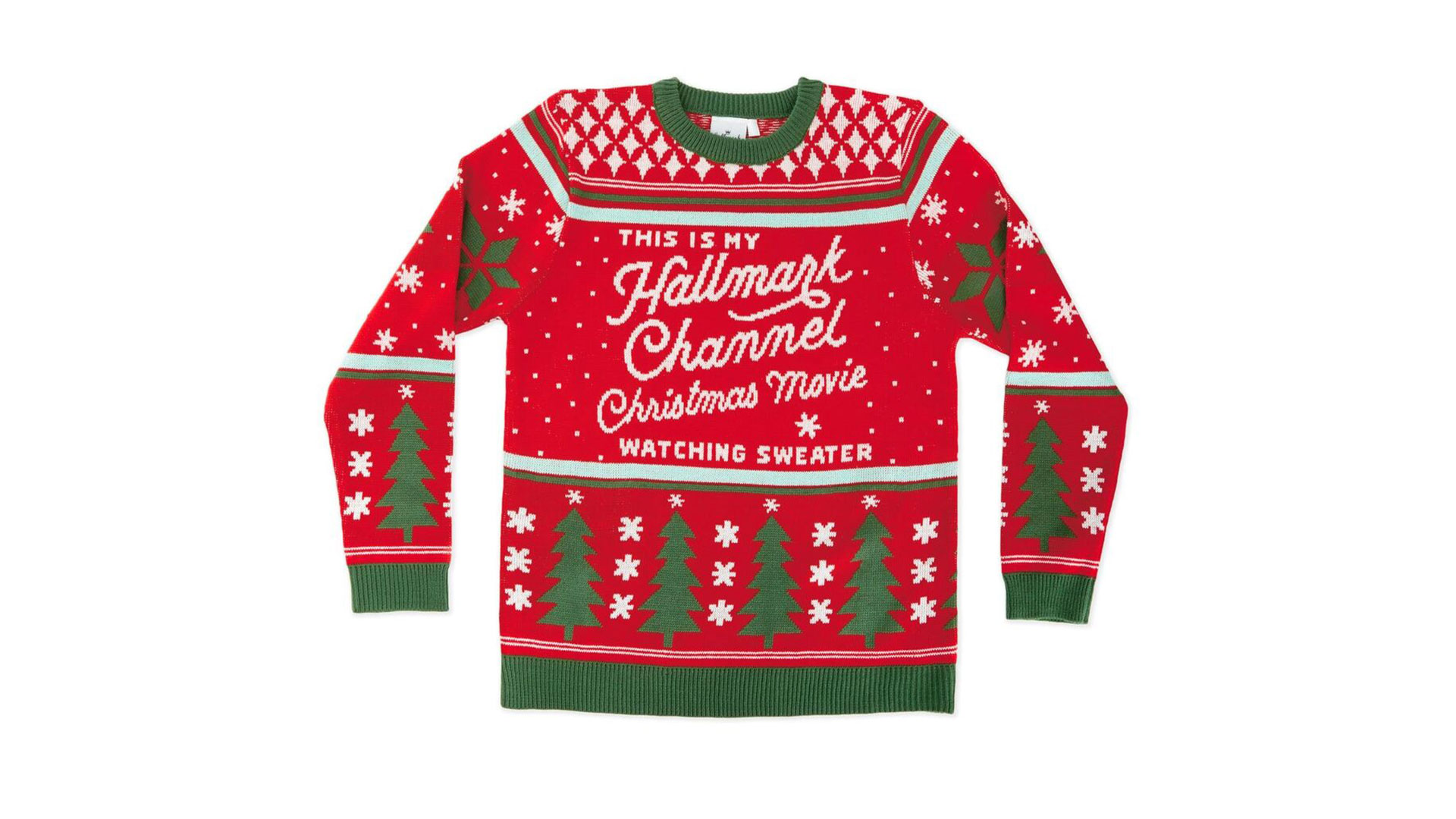 Hallmark Channel Ugly Christmas Sweater