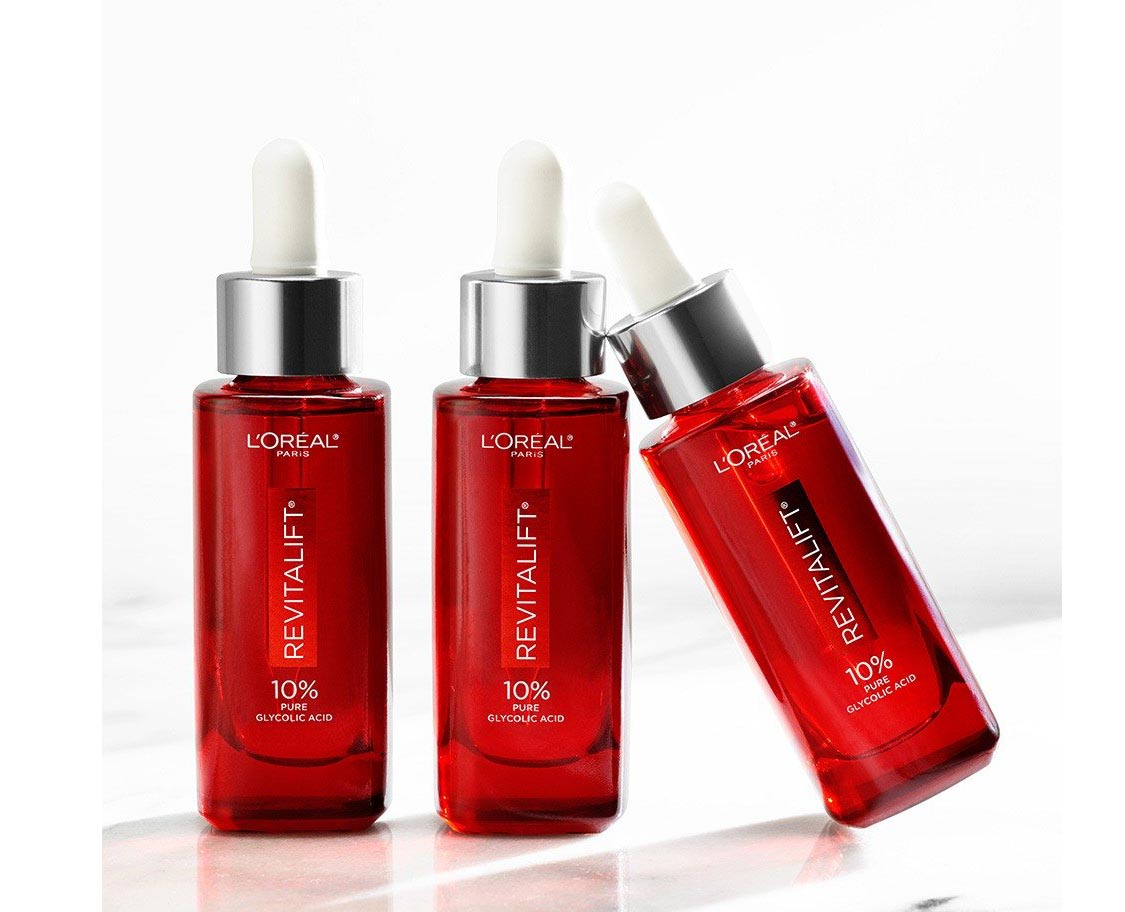 L'Oreal 10% Glycolic Acid Serum