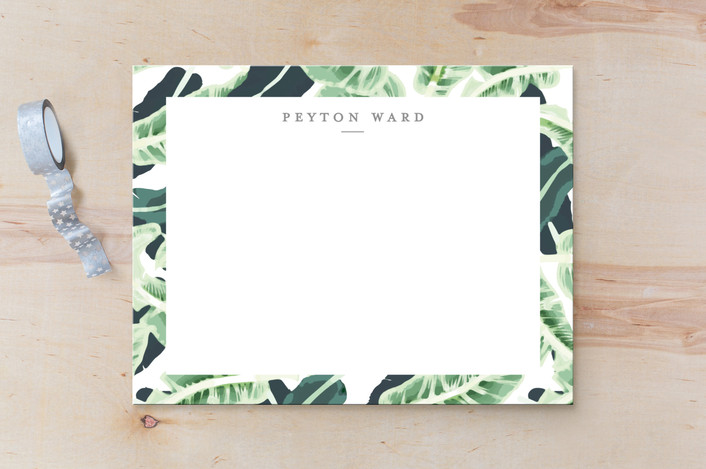 Tropical Wishes Stationery