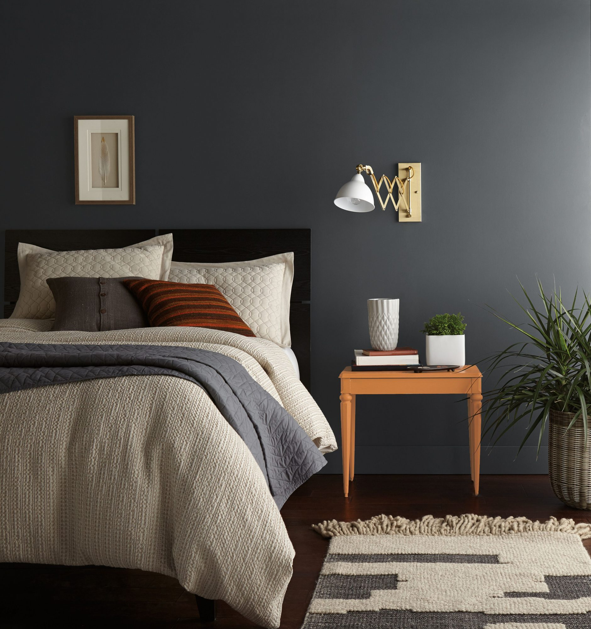 Best Paint Match: Courteous (S560-1) Not only does the name of this shade suit its people-pleasing counterpart, its lilac undertones also happen to be perfect for warm-hearted Helper types. Twos are at their best in the company of others, but can feel str