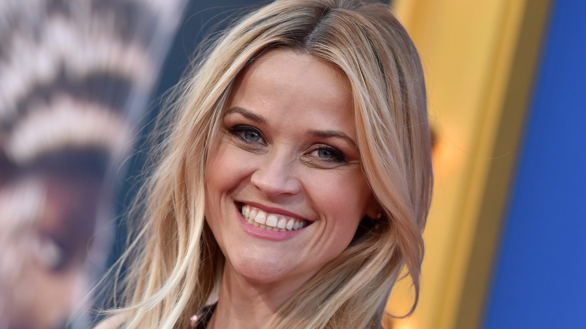 Reese Witherspoon at Sing Premiere