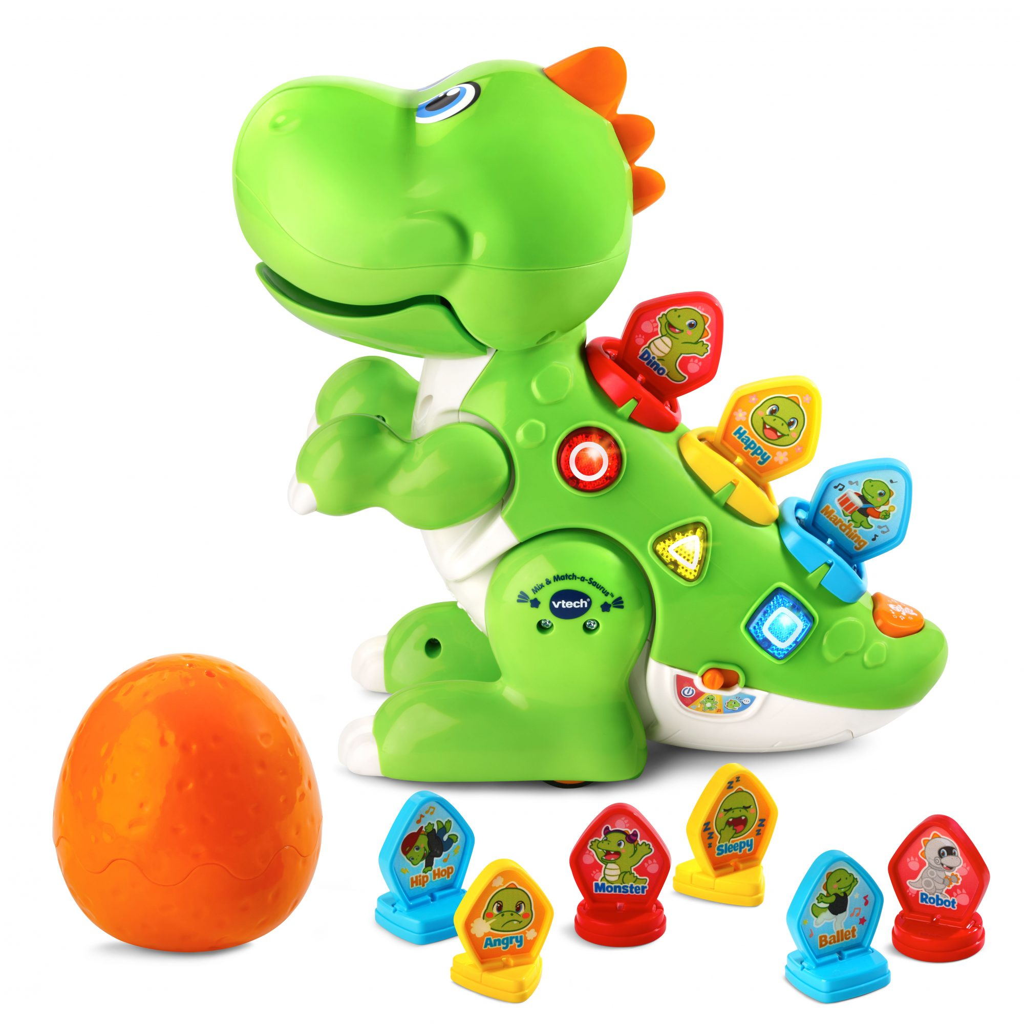 Tons of Top-Rated Toys Are Majorly Marked Down at Walmart Weeks Before Black Friday vtech-mix-match-a-saurus